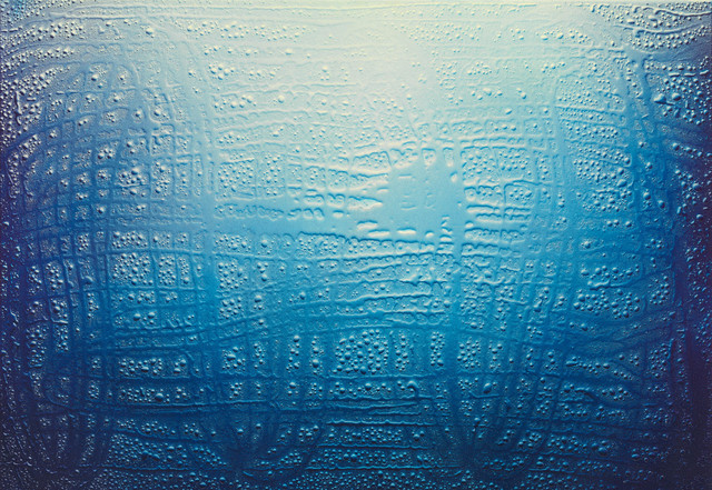 , 'Le Bleu,' 2017, Galerie Thomas Fuchs