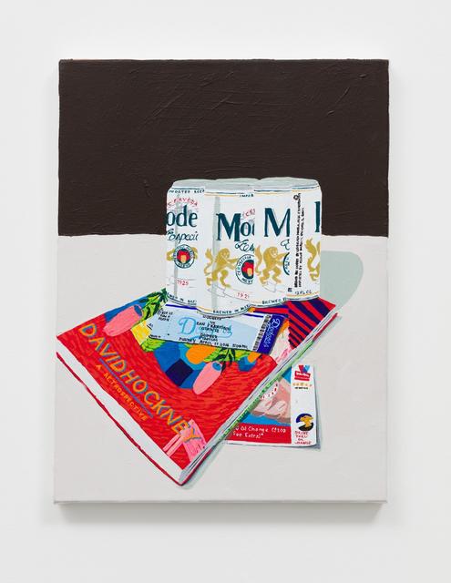 , 'Modelo Still Life,' 2016, Joshua Liner Gallery