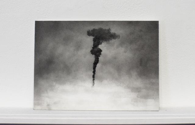 , 'Skyscape No. 2,' 2016, Josée Bienvenu