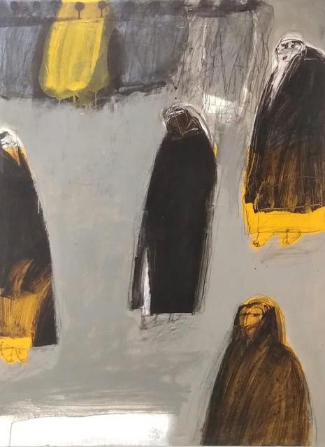 Salman Al Malik, 'Untitled ', 2018, al markhiya gallery