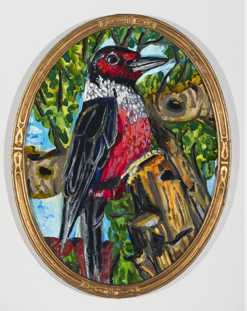 , 'Pileated Woodpecker,' 2019, Friesen Gallery