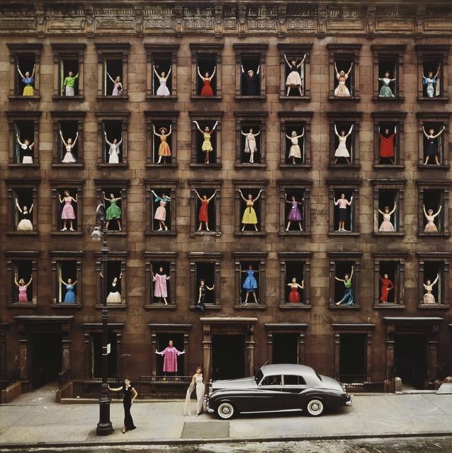 Ormond Gigli, ''New York City' (Girls in the Windows)', Sotheby's