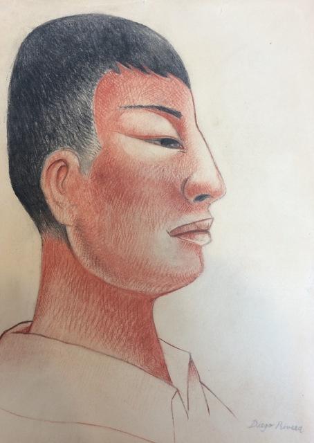 Diego Rivera, 'Portrait', Galerie AM PARK
