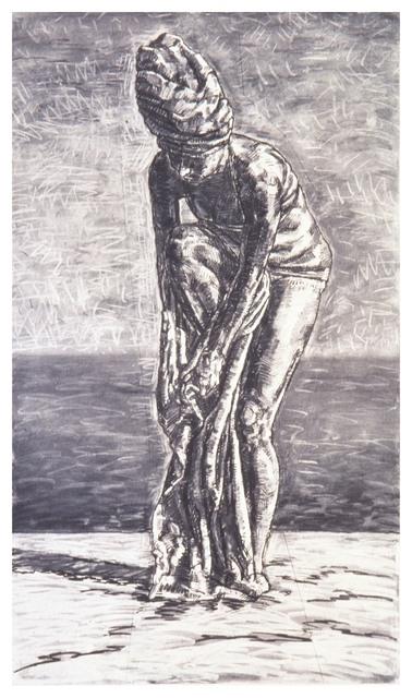 , 'Volcano Woman III,' 1994, Betty Cuningham