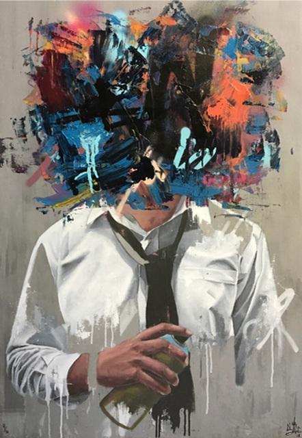 , 'A Self Portrait #4,' 2018, Maddox Gallery