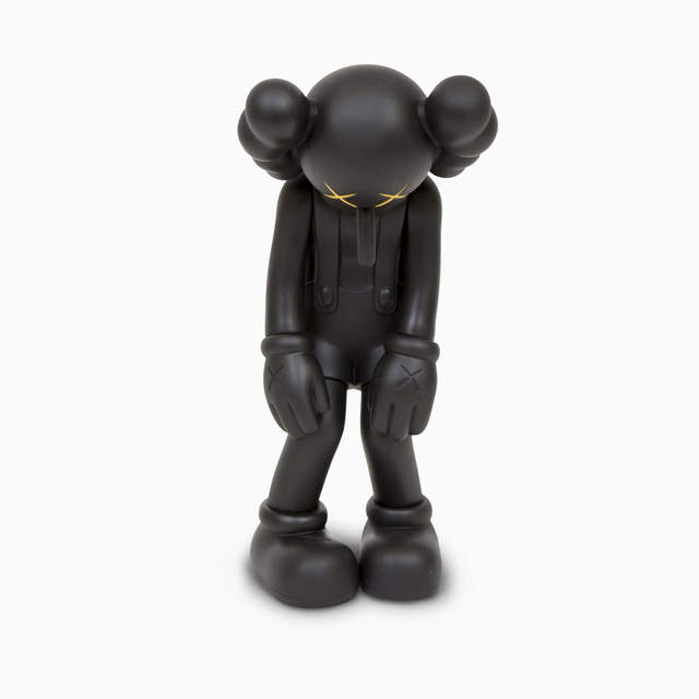 KAWS, 'Small Lie (Open Edition) Black', 2017, Dope! Gallery