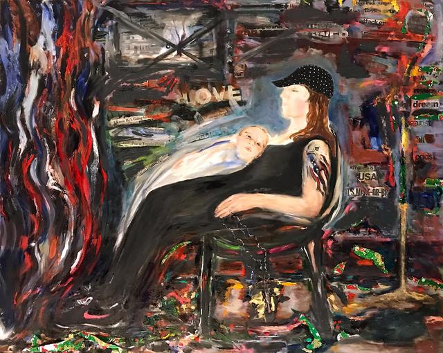 Lauralee Franco, 'Love', 2018, Alessandro Berni Gallery