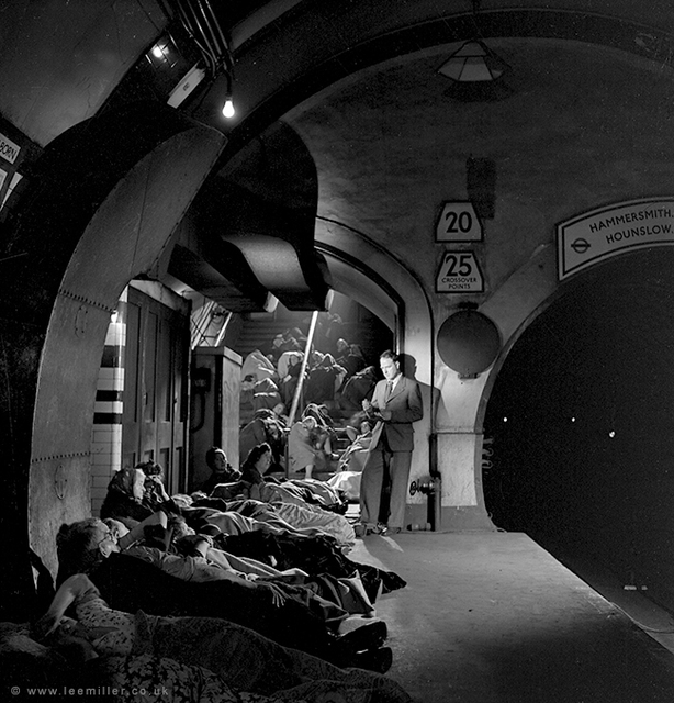 , ' Henry Moore, Holborn Underground Station, London, England,' , °CLAIR Galerie