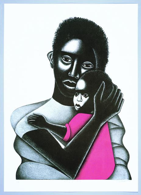 Elizabeth Catlett, 'Danys y Liethis', 2005, The Brodsky Center at PAFA