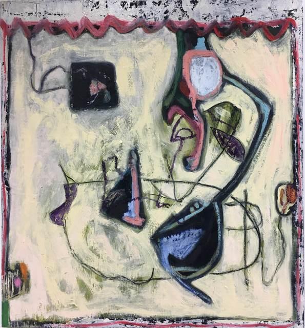 , 'Gardyloo,' 2016, Jane Lombard Gallery