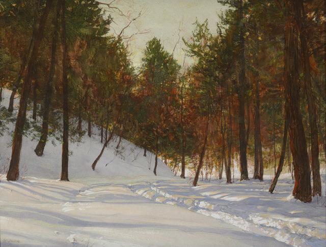 , 'Bars of Light,' 1906, Avery Galleries