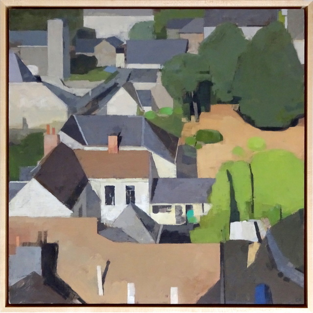 , 'Aerial View, France,' 2017, Elins Eagles-Smith Gallery
