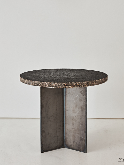 , '59,55kg of tarmac produced per second,' 2016, Machado - Muñoz