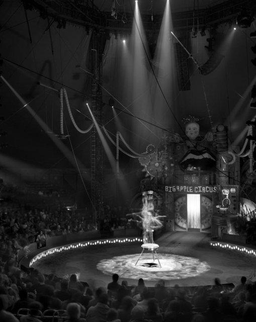 , 'Contortionist, Big Apple Circus, New York City, 2011 (TV11528),' 2011, Duran Mashaal