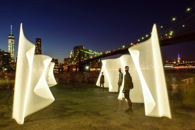 , 'Brooklyn Bridge Park,' 2015, SL Gallery