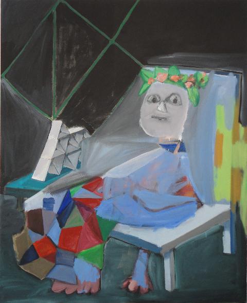 , 'Ohne Titel,' 2013, Deweer Gallery