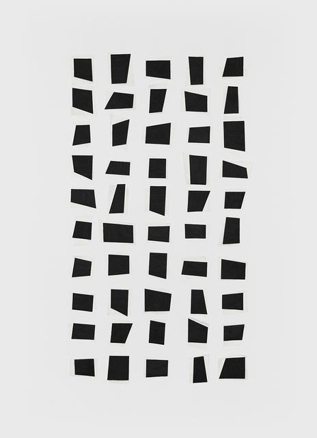 , 'Dois,' 2018, Galeria Raquel Arnaud