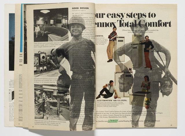 , 'Periodical #5,' 1971, Hammer Museum