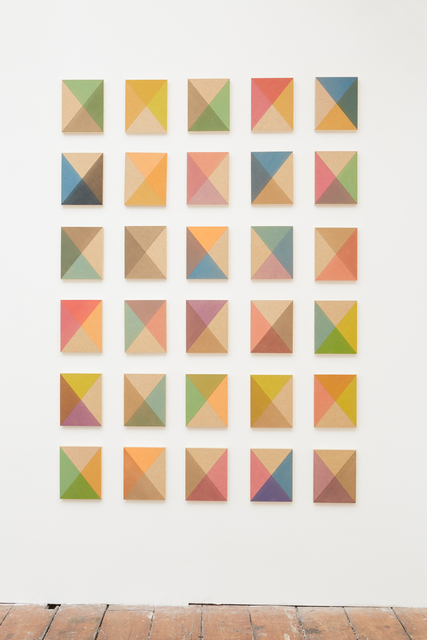 , 'No. 772,' 2017, Galerie Christian Lethert