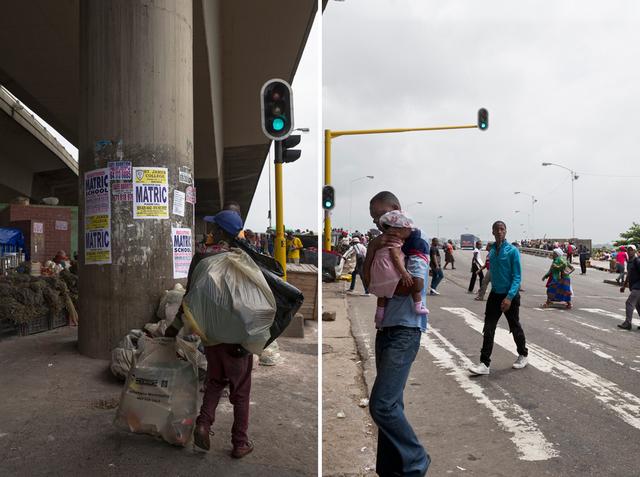 , 'Joseph Nduli Street, Durban,' 2016, Stevenson