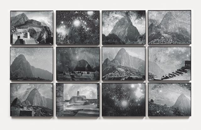 , 'Sun Alignment Over the Rio Urabamba,' 1981/2015, Leslie Tonkonow Artworks + Projects