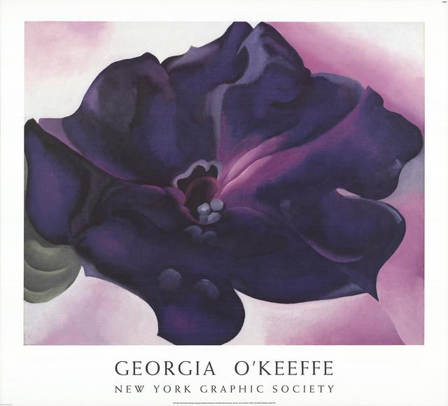 Georgia O'Keeffe, 'Petunia', 1991, ArtWise