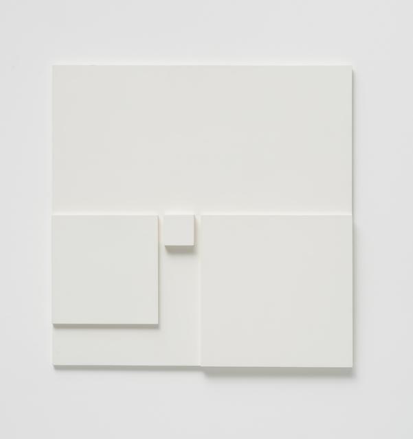 , 'Placas VII (Múltiplo 39),' 1981, Casa Triângulo