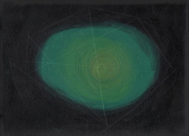Leticia Obeid, 'Untitled. Series piedras, tijera, papel', 2018, Hache Gallery