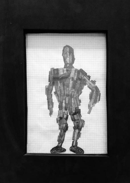 Fernando Campana, 'da série Robôs 14 ', 2017, Baró Galeria