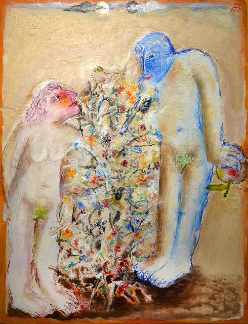, 'Elma,' 2015, Anna Laudel