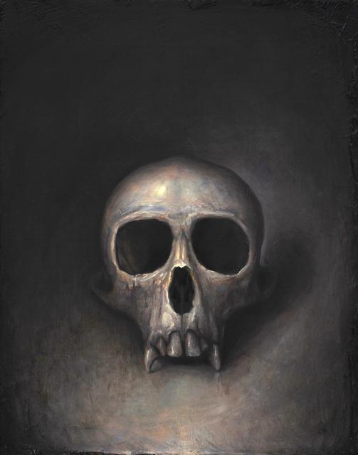 , 'Monkey Skull,' , Booth Gallery
