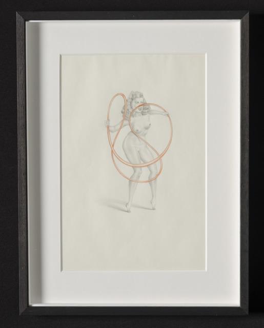 , 'Excentrique #21,' 2012, Hieronymus