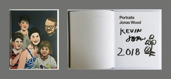 Portraits (Hand Signed, Dated, and Inscribed with Original Drawing)