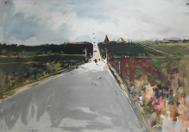 """, '""""The Road 14"""",' 2016, Krokin Gallery"""