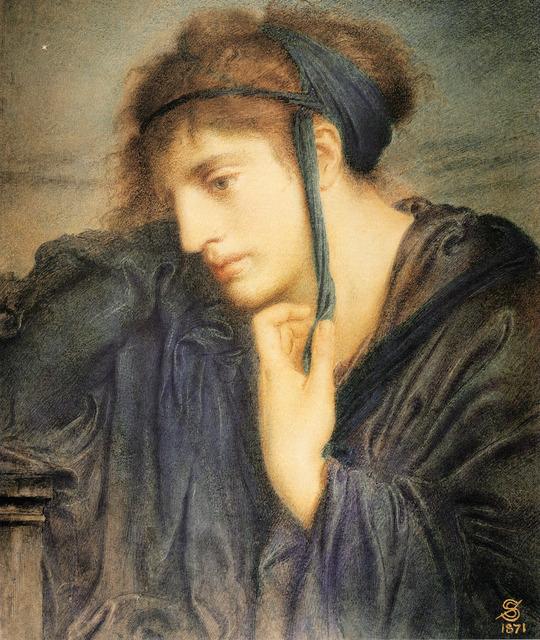 , 'The Evening Star,' 1871, Mireille Mosler Ltd.