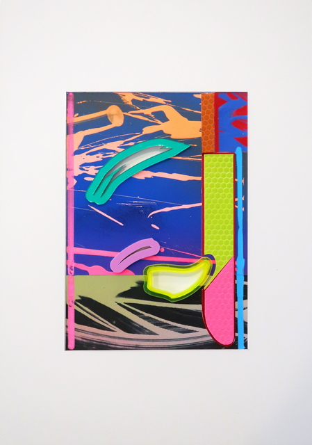 , 'Police Papers 12,' 2018, Annka Kultys Gallery