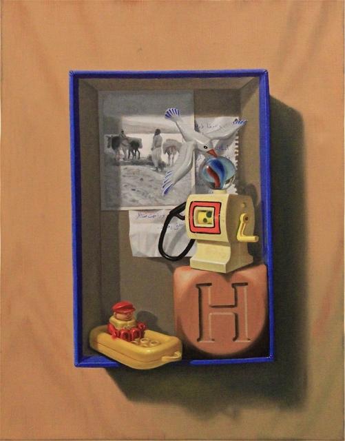 , 'Memory box 2,' 2016, Art On 56th