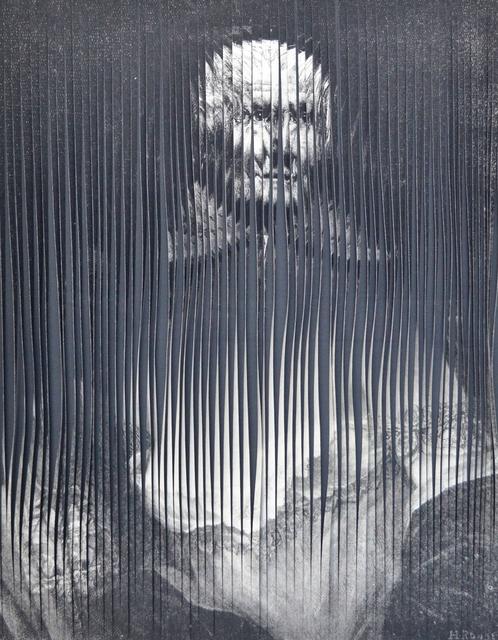 , 'En oración,' 2017, Document Art