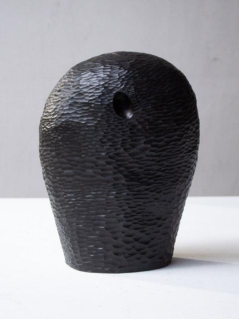 Julian Watts, 'Small Black Blob', 2019, Patrick Parrish Gallery