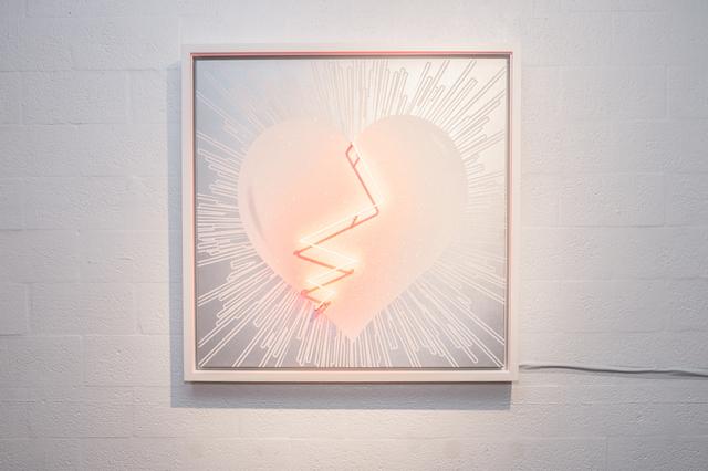 , 'Broken Heart,' 2015, Arte Fundamental