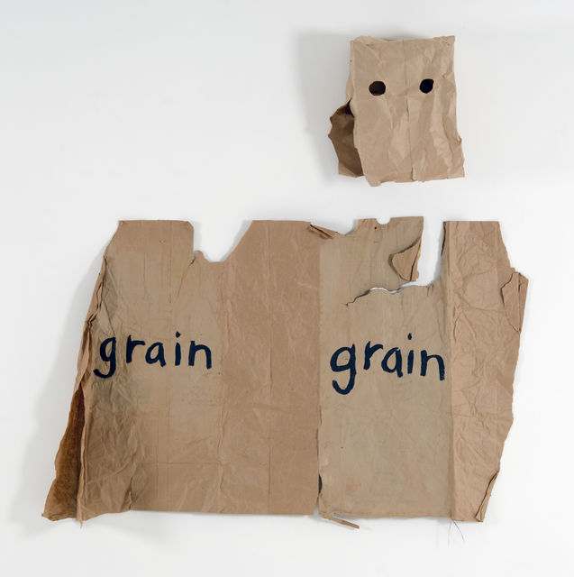 , 'Grain,' 2010, Nina Johnson