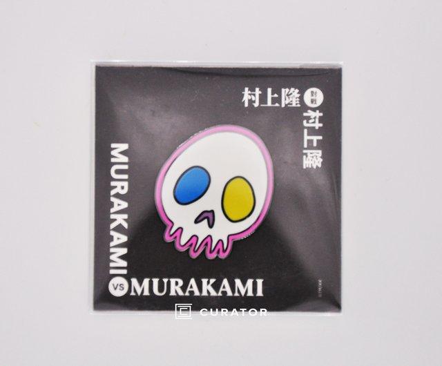 Takashi Murakami, 'TAKASHI MURAKAMI x Tai Kwun Skull Pin, 2019', 2019, Design/Decorative Art, Pin, Curator Style
