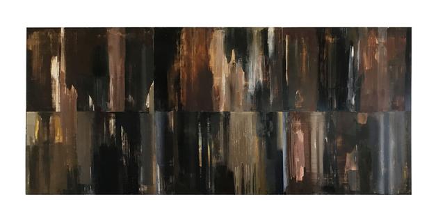 , 'Muro Nº1,' 2016, Álvaro Alcázar