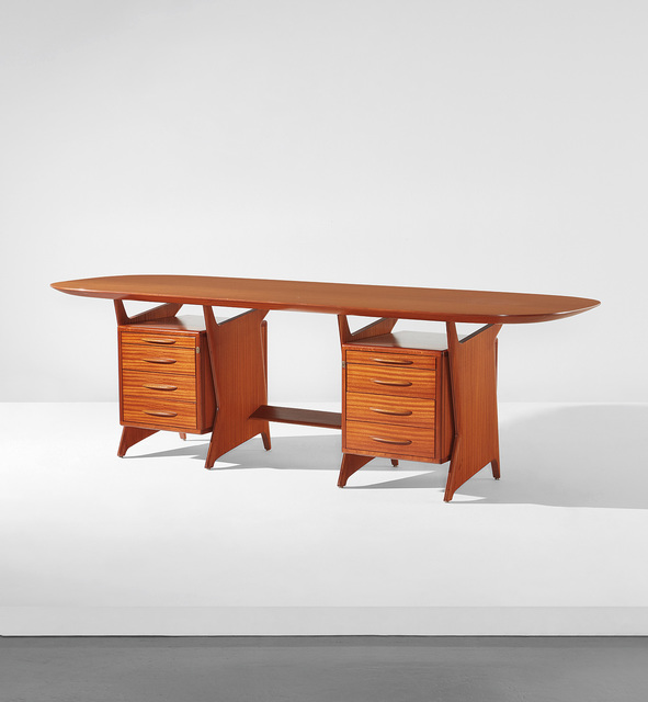 Gio Ponti, 'Desk', circa 1950, Phillips