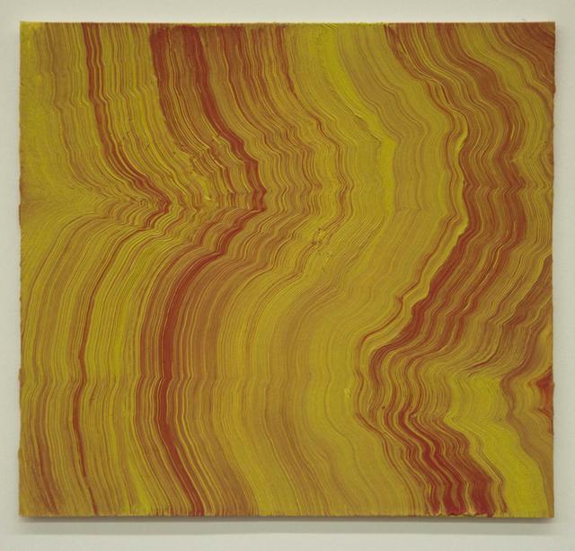 , '100,' 2002, Conduit Gallery