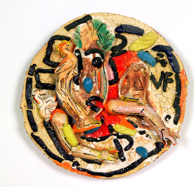 , 'Untitled (Horse, Bird, Monkey & Arms),' 2001, Nancy Hoffman Gallery