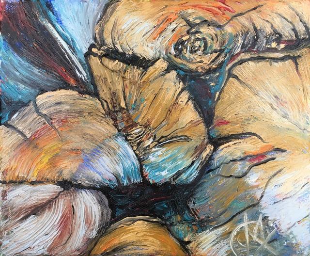 , 'Firewood - yin colors ,' 2019, Lotus Art Gallery