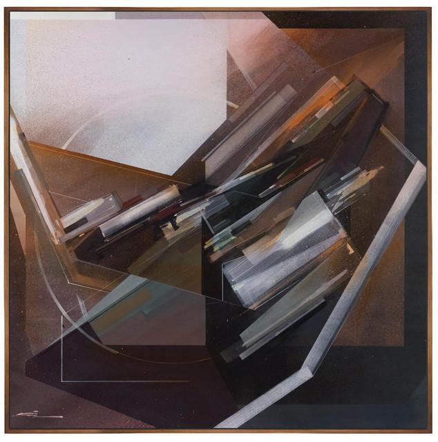 Augustine Kofie, 'Rise', 2019, StolenSpace Gallery