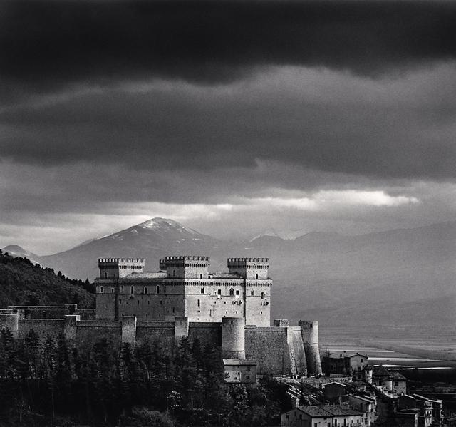, 'Piccolomini Castle, Celano, Abruzzo, Italy,' 2016, G. Gibson Gallery