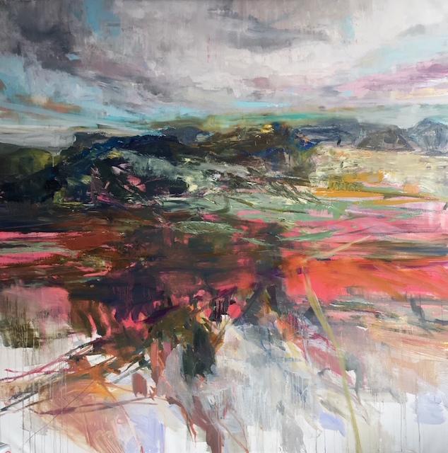 , 'Le Grand Volcan de Lanzarote,' 2018, Dolby Chadwick Gallery